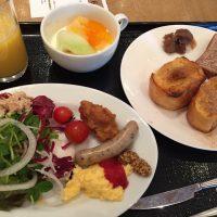 【品川】お値段以上の満足度!厳選食材を味わうホテルの朝食ブッフェ