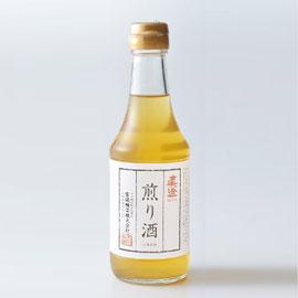 【日本酒スタイリスト・島田律子さんオススメ】澄み渡る程に ピュアなお出汁 「煎り酒」