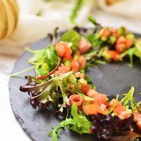 「○○酢」を使えばラクラク!野菜を味わう「食べるドレッシング」