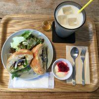 神戸の朝ならココ!「カフェヨムパン」の絶品モーニング♪