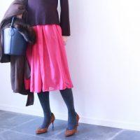 セールで買うなら!今から着られる「春カラー」コーデ3つ