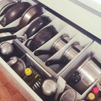 マネしたい!使い勝手の良い「キッチンのひと工夫」実例3選