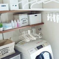 洗面所の収納力アップ!「吊り下げ収納アイデア」実例3つ