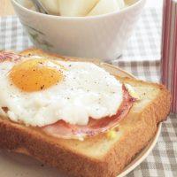 朝のパンにもご飯にもマッチ!「目玉焼き」食べ方アレンジ5選