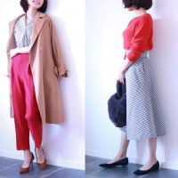 上品&おしゃれに「赤」のファッションを楽しめるコーデ術3つ