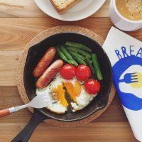 スピード朝ごはんを叶える!キッチンの「三種の神器」とは?