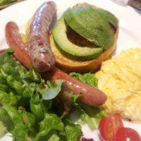 スパイス&ハーブの朝食
