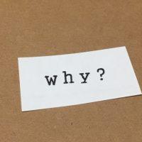 英会話によく出てくる「That is why」の意味は?