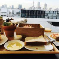 12時までの朝食営業♪銀座で洗練された朝食はここ!ホテル朝食☆【セレスティン銀座】