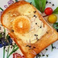 いつもの「食パン」をぱぱっとアレンジ☆おしゃれ朝食レシピ5選