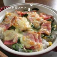 雪の日のお助けレシピ!「家にあるある」食材で作るアイデア朝ごはん5選