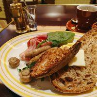 【大阪】世界一の朝食に舌鼓!絶品スクランブルエッグを味わう@Bills