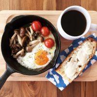 たった10分で!「5つの時短食材」で作るパーフェクト朝ごはんレシピ♪