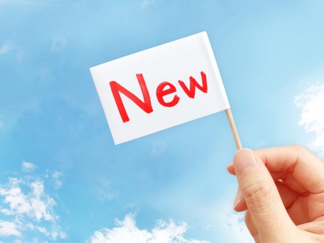 「新商品」の英語表現