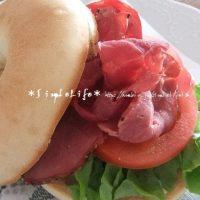 もっちり食感が好き!「ベーグル」をおしゃれに食べるレシピ5つ