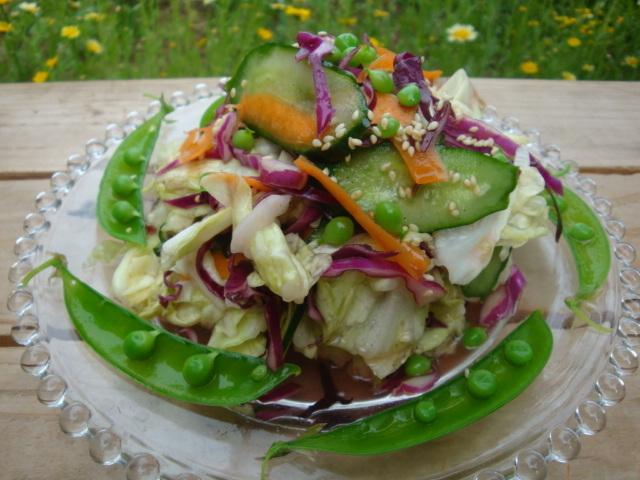 ビニール袋でらくちん♪「春野菜のマリネ」レシピ