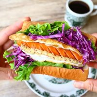 半調理で朝は時短♪人気ブロガーさんの「トースト&サンド」レシピ6選