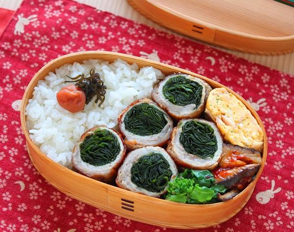 食物繊維がギュギュッ!簡単「わかめの肉巻き」のお弁当レシピ