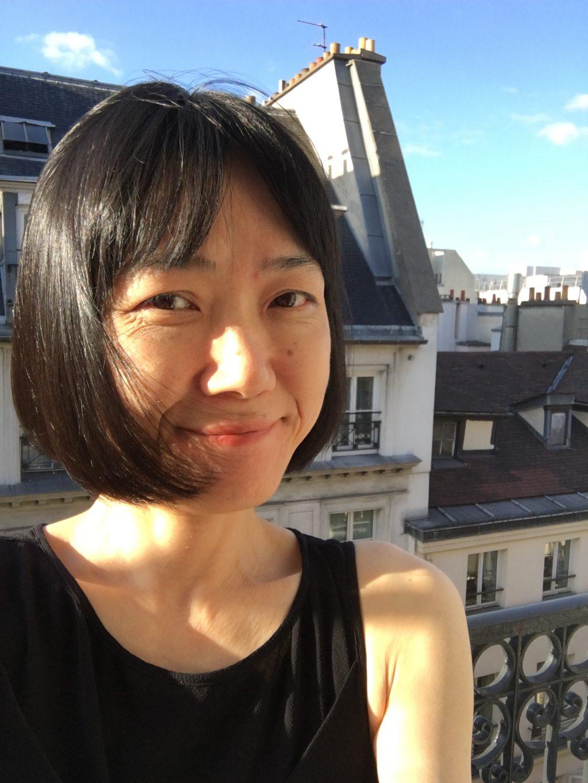 「フランス流 捨てない片づけ」の著者である米澤よう子さん