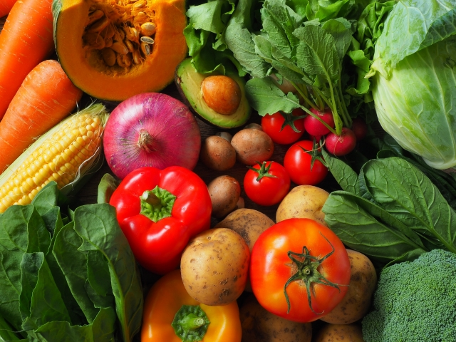 「抗酸化力」の高い食べ物