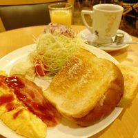 【京都】古都の老舗喫茶でいただくスペシャルモーニング@前田珈琲