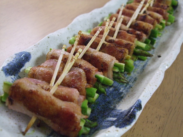 カレー風味のアスパラベーコン♪お弁当に☆ by:kaana57さん