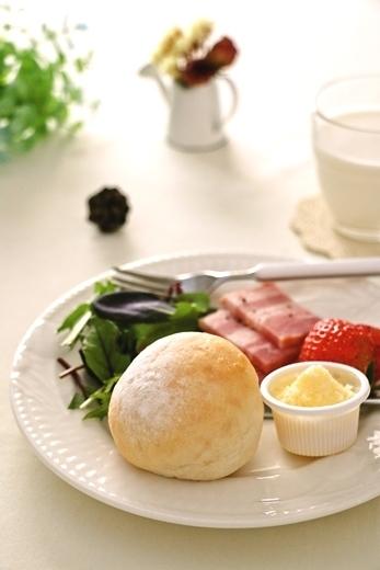 しっとりふわふわ♪ミルクプチパン… by:みっこ*mikkoさん
