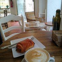 朝バル、朝カフェは仕事の前の充電時間