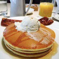 新年度始まりにオススメ☆伝統のパンケーキ召し上がれ♪【帝国ホテル 東京】