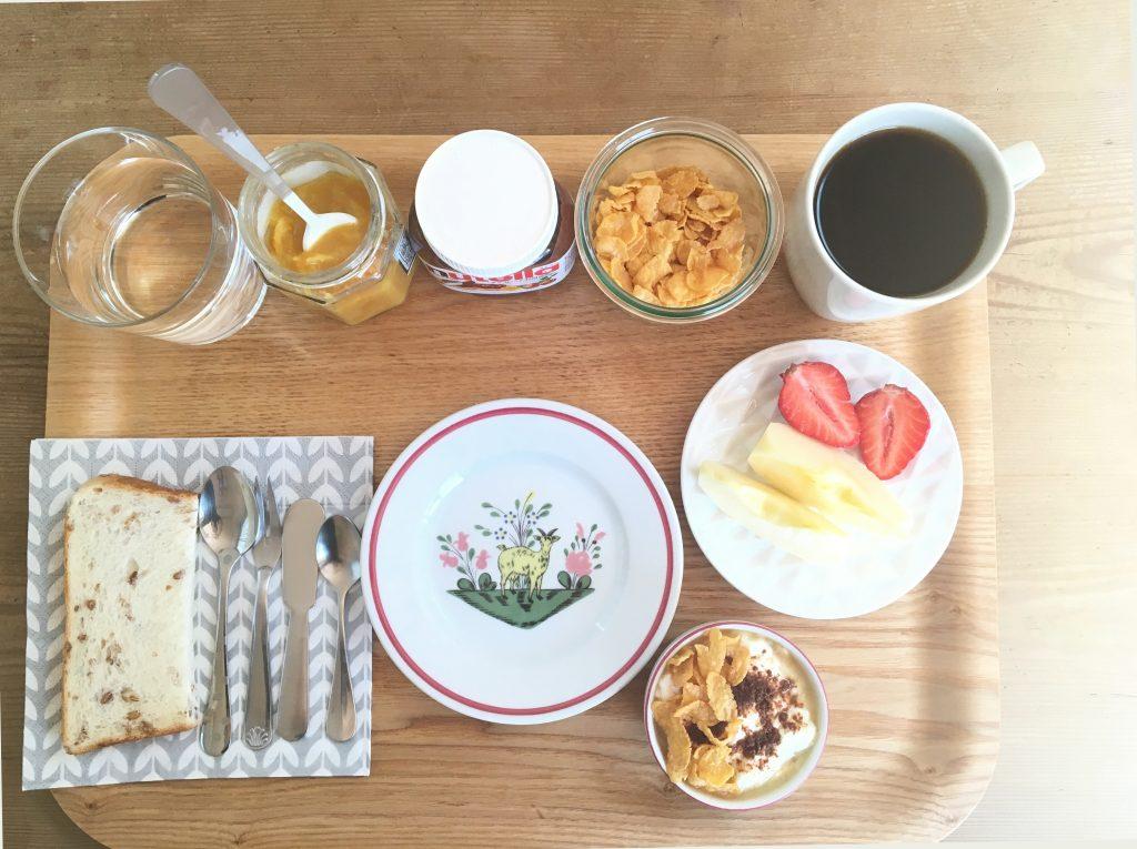 「フランス流 捨てない片づけ」の著者である米澤よう子さんの好きな食器
