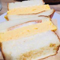 【原宿】NEW!1位決定!パンエス姉妹店のふわふわサンドイッチ