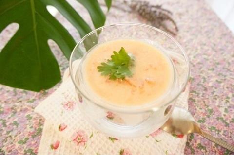 酵素たっぷり! フレッシュトマトのロースープ by:meruさん