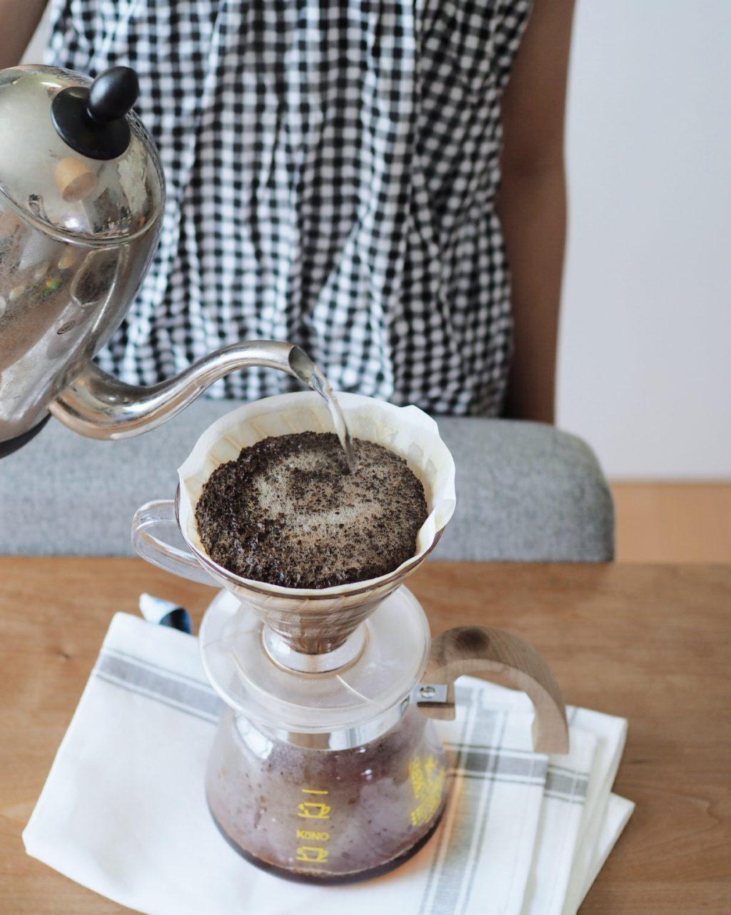 わが家の朝時間~コーヒーでより豊かに~