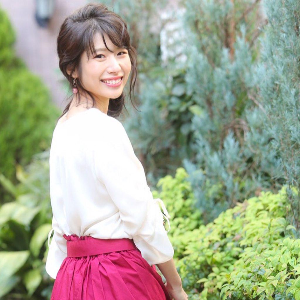 朝美人アンバサダー 桜美奈さん