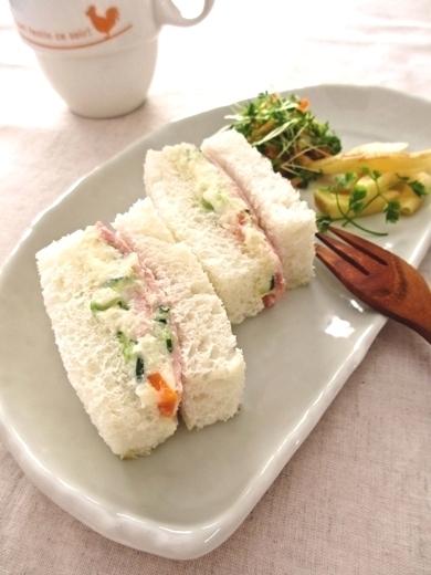 我が家の…ポテトサラダ… by:みっこ*mikkoさん