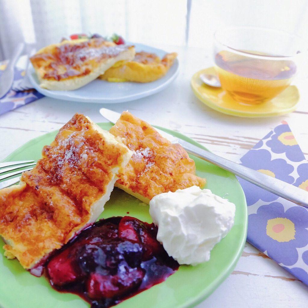フィンランドパンケーキ