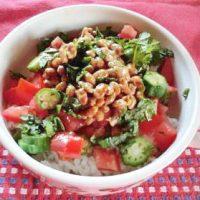 カラダの中から日焼け止め♪美肌ベジ「トマト」朝食レシピ5選