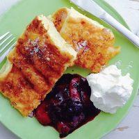 朝から旅行気分♪簡単にできるフィンランド風「パンケーキ」の楽しみ方