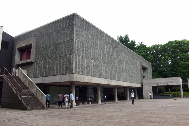 博物館(美術館)のイメージ