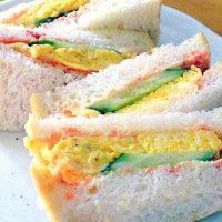 蒸し暑い朝にパクッ♪ひんやりおいしい「サンドイッチ」レシピ5選