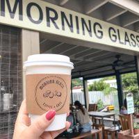 私のハワイで欠かせない朝カフェ