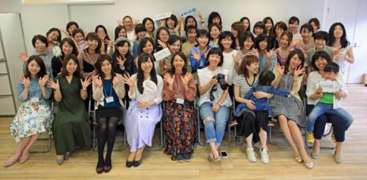 朝美人アンバサダー2018交流会集合写真