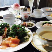 大阪で宿泊☆朝陽を浴びながらシャンパンを♪ホテル朝食♪【ウェスティンホテル大阪】②