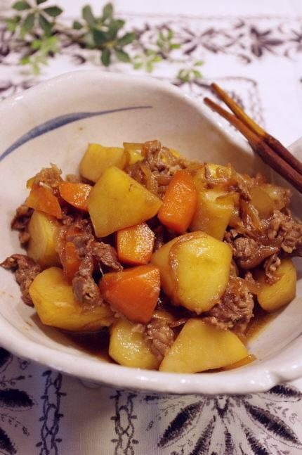 ほっくり美味しい♪焼き肉じゃが by:高羽ゆきさん