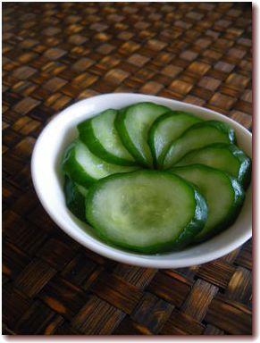 美味しくて教えて貰った胡瓜の漬物 by:ayureoさん