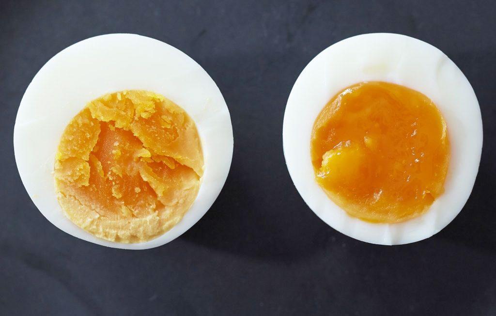 固ゆでも半熟もおまかせ♪茹でずに時短「ゆで卵」 by:FOOD unit GOCHISOさん