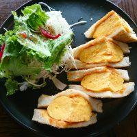 【京都】分厚い!タマゴサンドが必食の朝カフェ@BAMBOOHOUSE