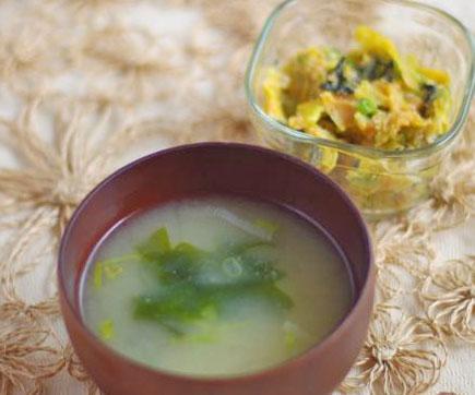 朝はお湯を注ぐだけ!自家製「お味噌汁の素」の作り置き♡ by:Mayu*さん