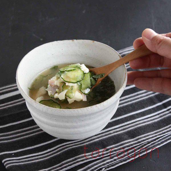 """朝の""""飲むサラダ""""!豆腐ときゅうりのしゃきしゃき冷汁"""