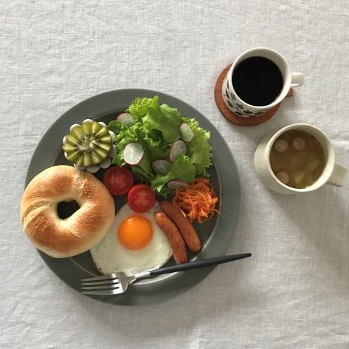 accoさんのワンプレート朝食
